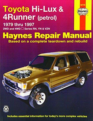 Toyota Hi-Lux: 1979-97