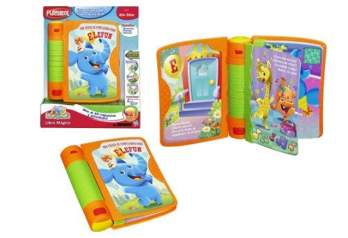 Playskool - Magic Book: Cuentos y Aprendizaje (Hasbro A3211105)