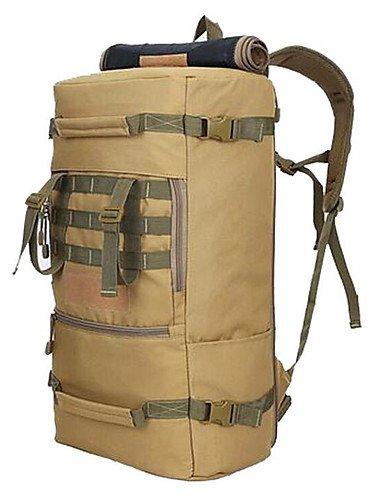 HWB/ 2 L Rucksack Camping & Wandern Legere Sport Multifunktions Schwarz / Armeegrün Oxford Other Khaki