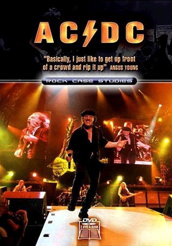 Ac/Dc - Rock Case Studies (2 Dvd+Libro)