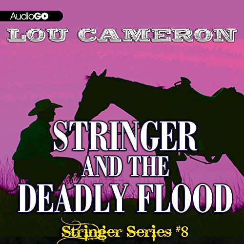 Stringer and the Deadly Flood  Audiolibri