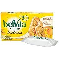 Belvita Petit Abricot Duo De Yogourt 5 X 50G - Paquet de 6