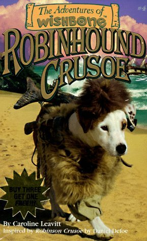 The Adventures of Wishbone (Wishbone Adventure Pack 1): Be a Wolf, Salty Dog, The Prince and the Pooch by Brad Strickland (1997-08-01) (Pooch Pack)