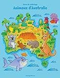 Livre de coloriage Animaux d'Australie 1...
