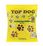 TOP DOG PREMIUM Schweineohren - Schweineohr - pig ear - 400g - DLG Qualitätssiegel jährlich getestet NEU