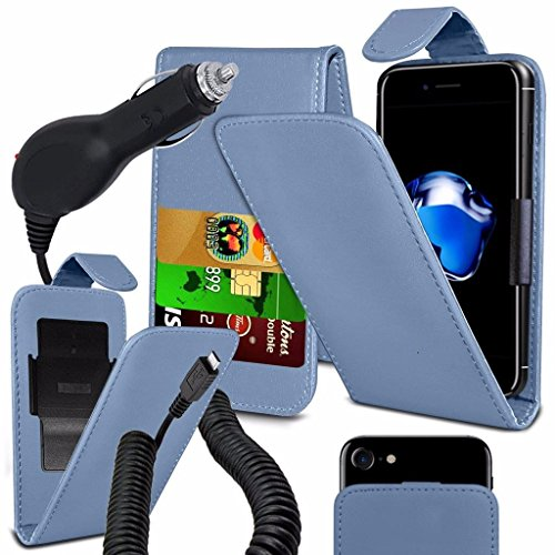coolpad-rogue-case-super-essentials-pack-clamp-spring-style-cuir-pu-wallet-chargeur-baby-blue