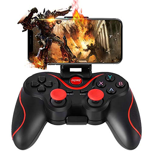 Gamepad, WZTO Mando PC Inalámbrico Compatible PC