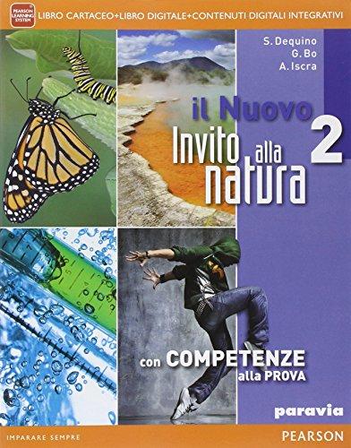 Nuovo invito alla natura. Per la Scuola media. Con e-book. Con espansione online: 2