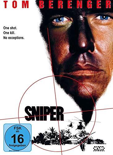 Sniper - Der Scharfschütze (Mediabook - Cover C) (Blu-Ray + DVD)