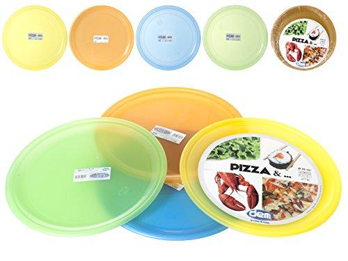 BORMIOLI ROCCO Frosty Assiette Pizza cm.33 pZ.4-70234