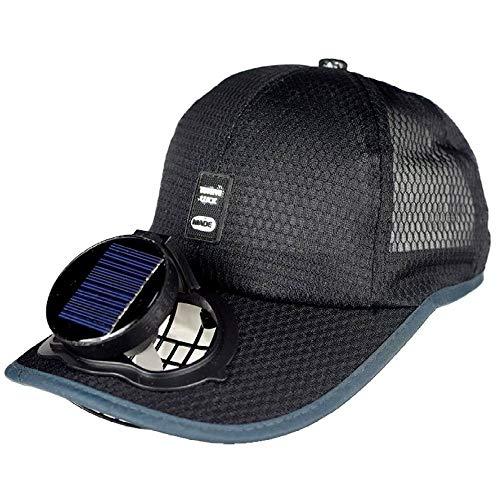 Lade-Sonnenblende, Smart-Schalter, Kappe/Outdoor-Golf/Baseball/atmungsaktiv/Sonnenschutz ()