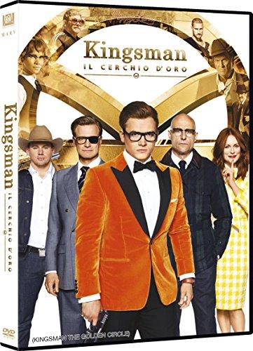 Zoom IMG-2 kingsman il cerchio d oro