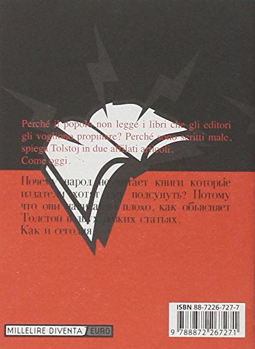 Zoom IMG-1 avanzi popolo testo russo a