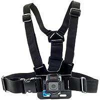 Imbracatura del Petto Per GoPro Hero7 7 Hero6 6 4K HD Fusion Hero 4 Session Mini Hero 5 4 3+ 3 2 1 Action Camera Cam Cinturino regolabile