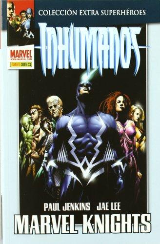 Inhumanos - Marvel Knights (Extra Superheroes)