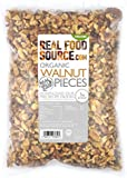 RealFoodSource Certified Organic Walnut Pieces 1KG