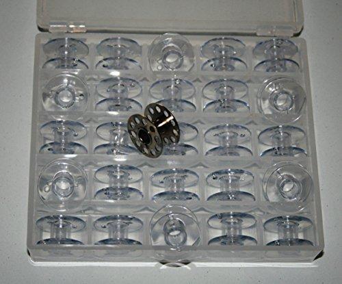 spulenbox-25-spulen-115-f-passend-fr-brother-w6-pfaff-bernina-juki-singer-janome-1-metallspule-grati