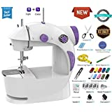 Vivir Multi Functional Mini Sewing Machine for Home Use with Focus Light and Accessories