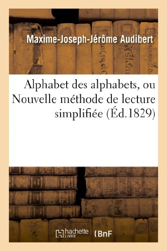 Alphabet des alphabets, ou Nouvelle mét...