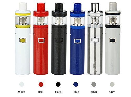 Eleaf iJust ONE Starter Kit - 1100mAh - HB (Black) - Hb-adapter