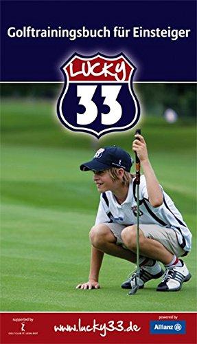 Golftrainingsbuch für Einsteiger Lucky33 (Outlet Golf Club)