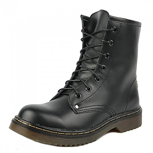 Kick Footwear Ladies Ankle Retro Combat Boot Men