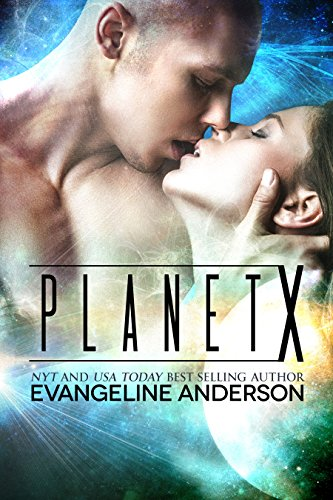 planet-x-alien-warrior-science-fiction-romance-english-edition