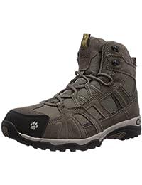 Jack Wolfskin Vojo Hike Mid Texapore, Chaussures de randonnée homme