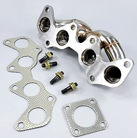 GOWE Turbocharger For 86-99 Toyota CT9 SS304 Turbocharger Exhaust Manifold EP82 EP91 4E-FTE 1.5/1.6L