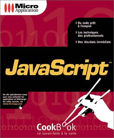 JavaScript par Stéphane Maccari