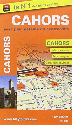 Cahors : 1/10 000
