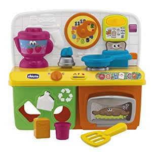 Chicco Talking Kitchen Sound Toy - Assorted Colours