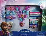 Disney Frozen Elsa and Anna Girls Hair a...