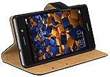 mumbi Tasche im Bookstyle für Huawei P8 Lite Tasche