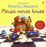 Mouse Moves House (Phonics Readers) (Usborne Phonics Readers)