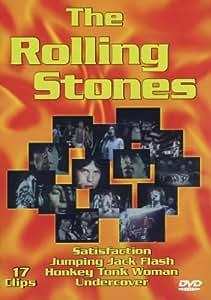 The Rolling Stones ( 17 Clips De 1964 A 1983)