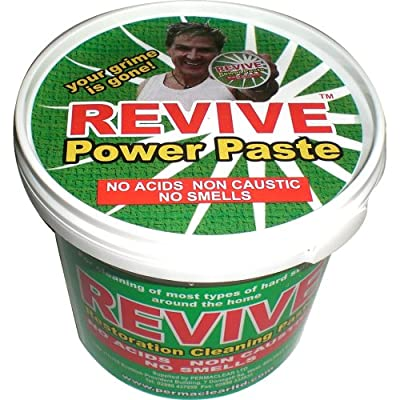 Revive Power Paste : Cleaning Ovens Cookers Hobs BBQ