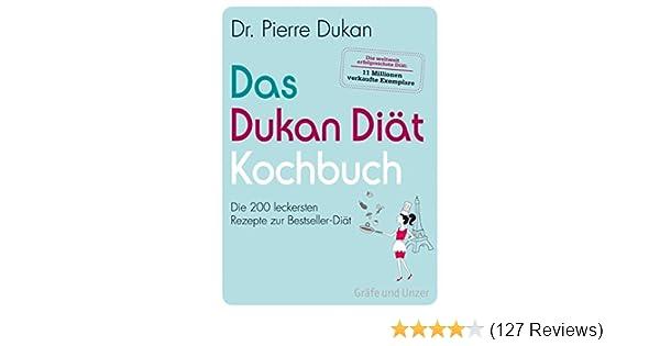 Das Dukan Diat Kochbuch Ebook Pierre Dukan Amazon De Kindle Shop