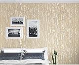Fototapete Tapeten Wohnzimmer Fototapete Vlies Fototapeten Tapete Moderne Einfache 3D Stereoskopische Gestreifte Tapete Einfarbig Vlies Tapete Schlafzimmer Wohnzimmer Dekor Tapeten Rollen10 * 0,53 Mt