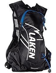 Laken RIDER Mochila Hidratación Para Running o Ciclismo Hydration Backpack - YANGRA 7L RF7N