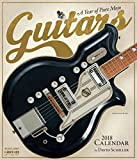 Guitars Wall Calendar 2018