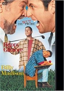 Die Wutprobe / Happy Gilmore / Billy Madison [3 DVDs]