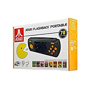 Console Videogames AT-Games Console Retrò Atari Flashback Portable (70 Giochi)