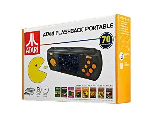 Import - Consola Retro Atari Flashback Portátil (70 Juegos)