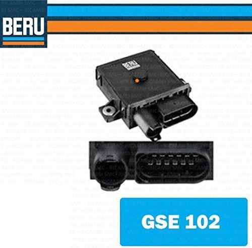 Beru AG 0522140701 Steuergerät, Glühzeit -