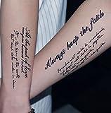 ND_Tatouage temporaire femme homme tattoo ephemere...