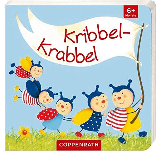 Preisvergleich Produktbild Mein liebster Fingerpuppen-Handschuh: Kribbel-Krabbel