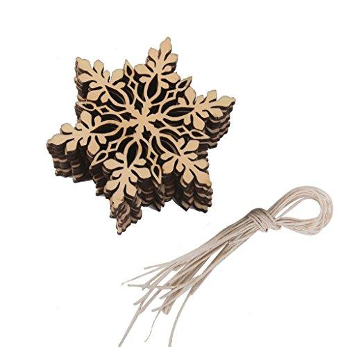 Weihnachtsdekoration Baumscheibe (30st