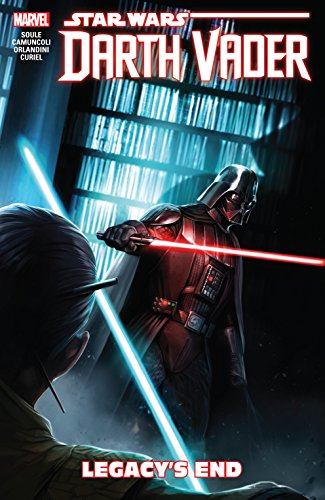 Star Wars: Darth Vader: Dark Lord of the Sith Vol. 2: Legacy's End (Darth Vader (2017-)) (English Edition) por Charles Soule