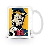 Close Up Witzige, Freche Tasse von TVBOY - Angry Donald - Satire Kaffeebecher